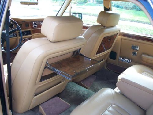 RR back seat